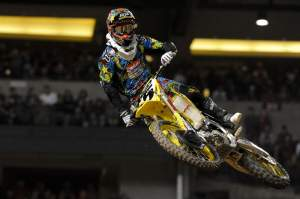 Ryan Dungey won his first-ever 450cc supercross.