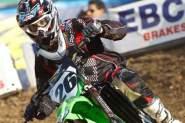 Racer X Supercross Show Phoenix: Michael Byrne