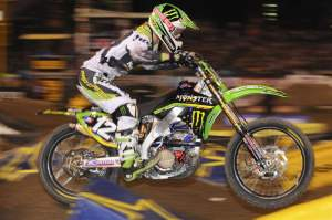 After winning his Heat, Weimer was forced to settle for second in the main.