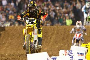 Dungey saved the show once the Reed/Stewart battle fizzled.