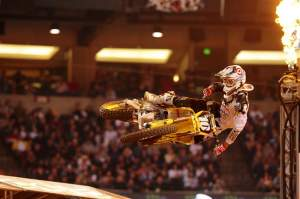 Dungey won Phoenix last year on his way to the Lites West crown.