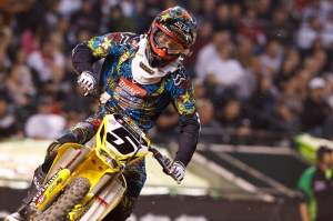 Ryan Dungey put in the fastest main event lap in Phoenix.