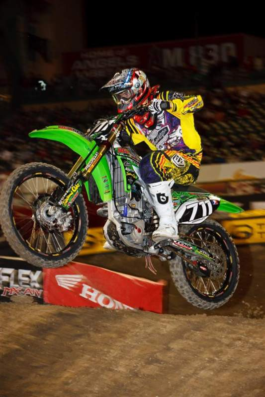 Red Seven Ride Co/Troy Lee Designs' Ronnie Goodwin