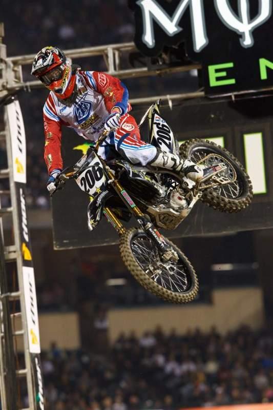 BUD Racing, Rockstar, Kawasaki's Greg Aranda