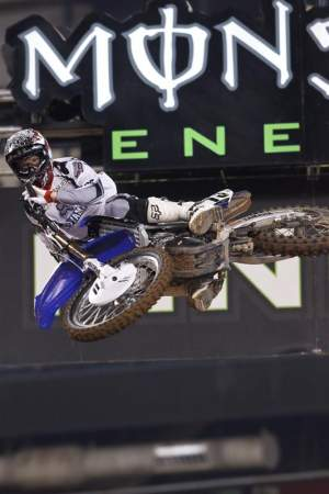 Josh Hill is showing why Larry Brooks gave him another shot. He was third in Phoenix.