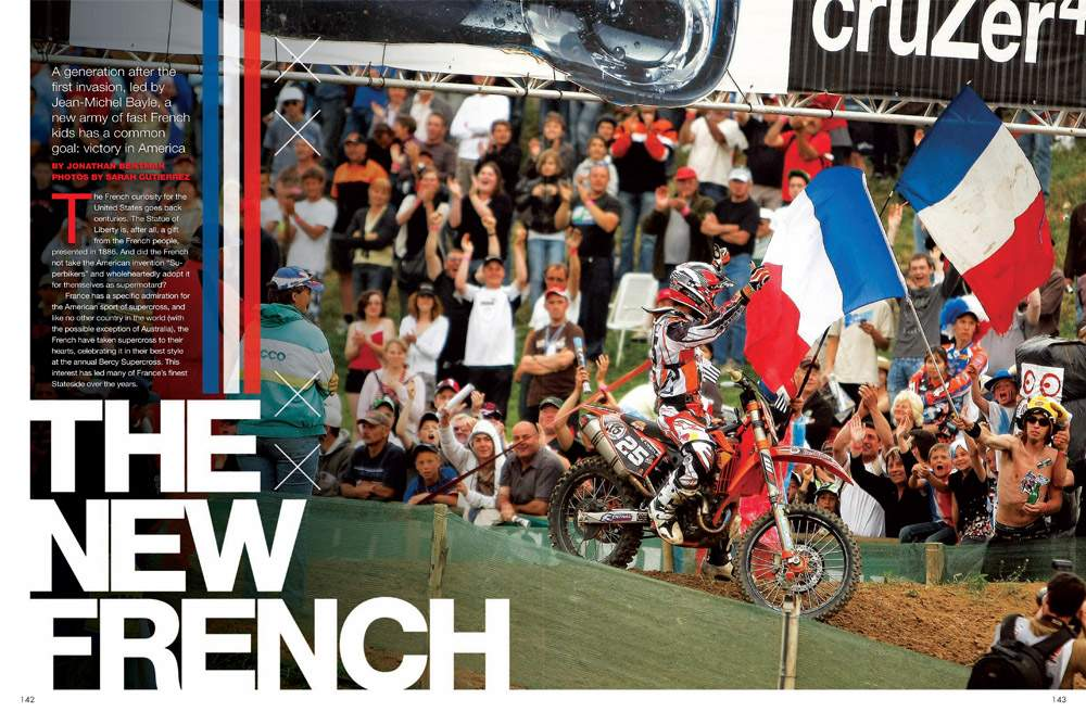 Two decades after Jean-Michel Bayle sparked a French renaissance in America, a new generation is making the same transatlantic journey. Page 142.