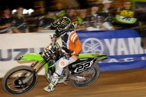 Chad Reed's off year just got worse in the Phoenix main, as a broken hand has sat him down until further notice.