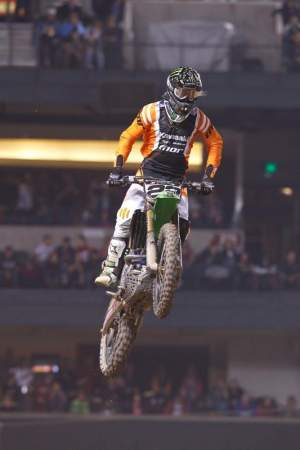 The two-two is off the track for a few weeks. Besides Jeremy McGrath, we're talking record longevity here.