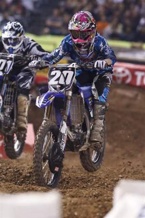If Broc Tickle (20) gets a start in the main, look out!