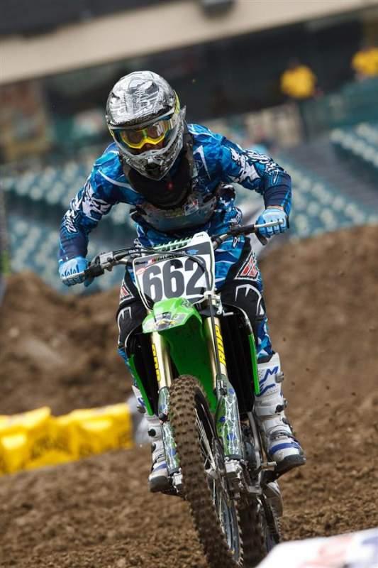 Team FAF/SUN/RDP's Travis Bannister