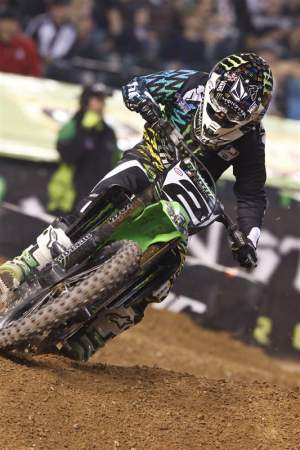 Ryan Villopoto was leaps and bounds better in Phoenix, grabbing second.