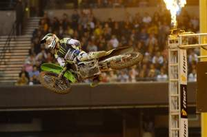 Jake Weimer now has two wins and a perfect 50 points on the season. He hasn't even lost a heat race yet.