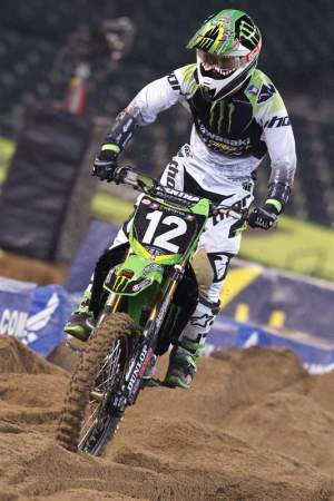 Jake Weimer is looking for three in a row on Saturday night.