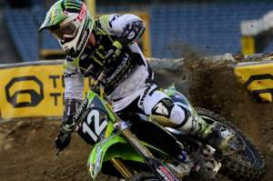 Jake Weimer was fastest of the Lites riders.