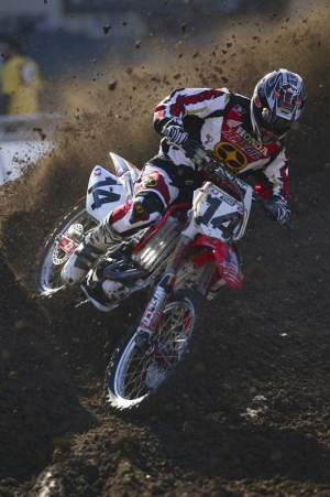 If Windham normally turns slow starts into strong seasons, what will he do after an A1 podium this year?