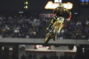 Ryan Dungey is back on top.