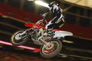 Trey Canard looked much improved this week.