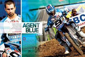 Ivan Tedesco was a victim of economic circumstance, until he was tapped to lead the new Valli Motorsports Yamaha team. Page 174.