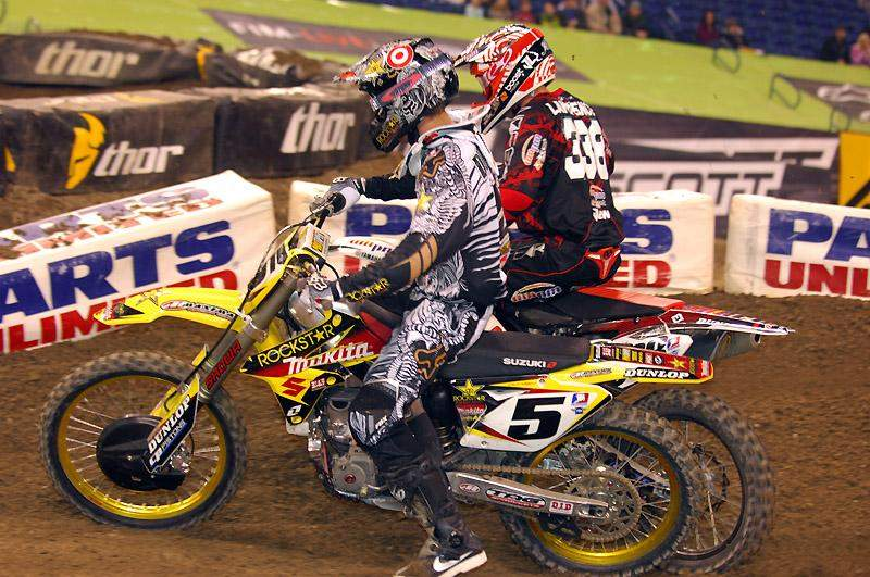 Tomorrow Night The AMA Supercross Tour Rolls Into Atlanta For What Is Annually Single Biggest Crowd Of Series Southeast Fans Come Out In Droves