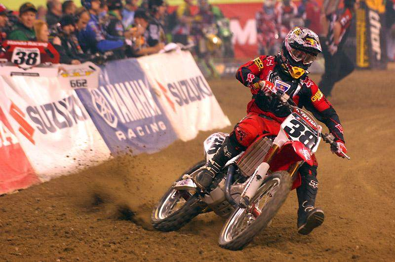 Trey Canard Wrecked Shortys Bike But Fortunately Not His Own Body