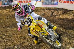 Ryan Dungey still holds the points lead, but not by himself.