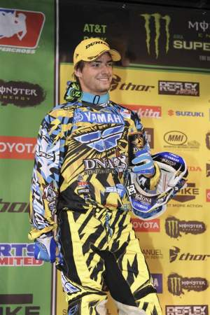 Broc Tickle got his first podium of the year. What's next for him?