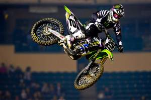 If anyone's holding a hot hand right now, it's Ryan Villopoto.
