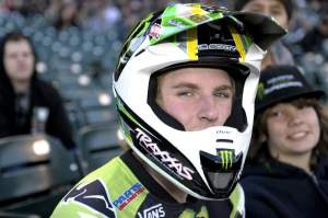 Jake Weimer is three for four so far in 2010.
