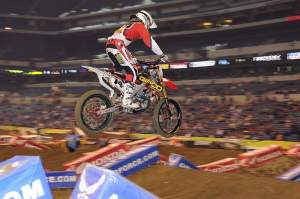 Kevin Windham is on today in Indy. Will it carry into the evening?