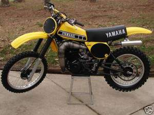 Click through this gallery to see more photos of Scott's restored 1977 YZ250.