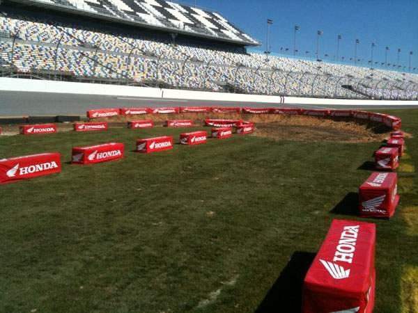 2010 Daytona Track