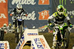 Ryan Sipes finished a strong fifth.