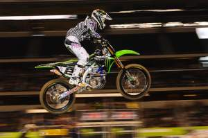 Ryan Villopoto was third fastest.