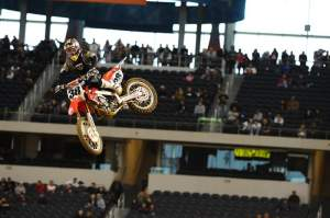 Trey Canard was fifth-fastest in practice yet again.
