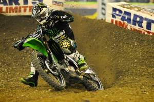 Ryan Villopoto won his fifth race of the season in Toronto.