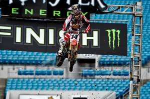 Kevin Windham was the fastest guy again in practice.