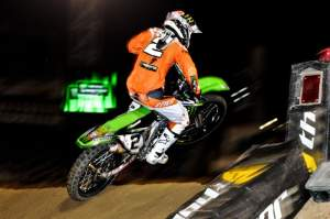 Ryan Villopoto won his sixth race of the season in Jacksonville.