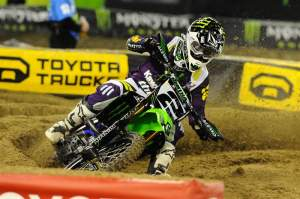 Ryan Villopoto was second.