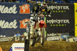 Trey Canard was fifth-fastest.