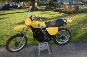 Mike's 1976 YZ250