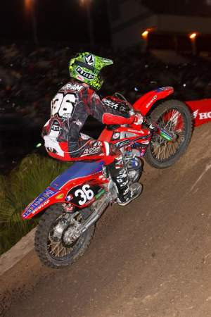 Honda of Troy's Darryn Durham went from not qualifying at Indy and Atlanta to a solid eighth-place finish in Daytona.