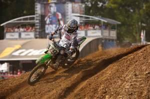 Blake Baggett was also a standout at Loretta's in 2009.