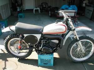 1973 Yamaha MX360