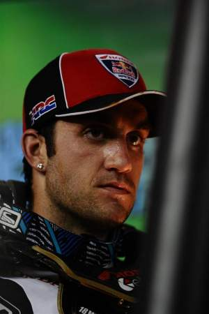 Can Davi take Honda to victory lane Saturday night?