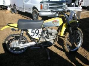 1973-1974 Maico