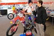 Racer X SX Show: Wil Hahn