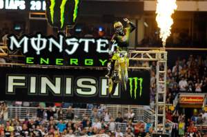 Ryan Dungey is number one in 2010.