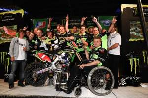 Chalk up another title for the Monster Energy/Pro Circuit Kawasaki team.