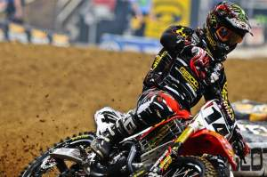 Windham debuted the new 2011 MSR gear in St. Louis.