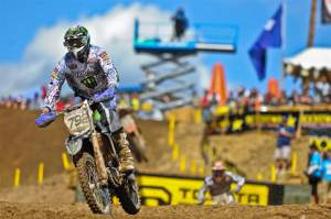Belgian GP contender Ken de Dycker showed up at Hangtown and went 8-11 for ninth overall.